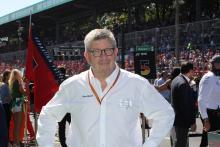 Kekuatan: Ferrari harus bekerja dengan parameter F1