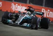Wolff considers 'danger' of Mercedes' surprise Singapore F1 result