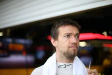 Palmer 'in no rush' to define 2018 racing plans