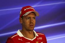 Vettel sees Singapore start crash 'part of racing'