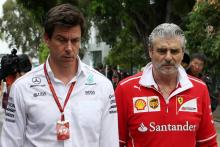 Mercedes chief warns F1: 'Don't mess with Marchionne'