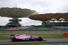 Ocon: 'Big points' possible for Force India in Malaysia