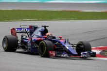 Gasly 'tried not to f**k up' procedures on F1 debut in Malaysia