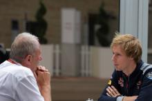 Hartley credits Marko for taking risk on him