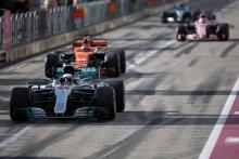United States Grand Prix - Starting Grid