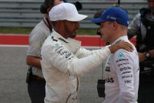 Bottas toasts 'nice guy' Hamilton after sealing F1 world title