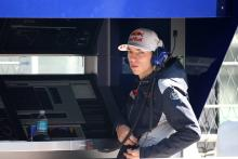 Gasly playing catch-up in Mexico after tough Friday