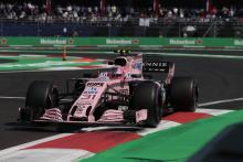 Force India still undecided on letting Ocon, Perez race freely again