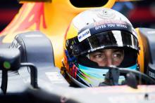 Ricciardo, Hartley get pre-race grid penalties in Mexico