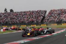 Hamilton had 'half of his left diffuser ripped off' in clash – Wolff