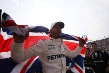 Hamilton in disbelief over fourth F1 title win in Mexico