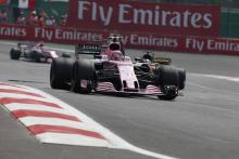 Force India celebrates securing fourth in F1 world constructors'