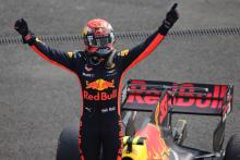 Verstappen not ready for F1 season to end given recent form