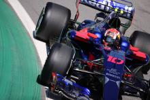 Gasly slapped with further Brazil GP grid penalties
