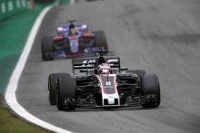 Steiner: Points gain doesn't tell full story of Haas progress