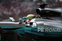 Hamilton: The last race of F1 cars looking good