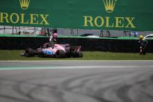 Ocon: 'Nothing I could do' to prevent first F1 retirement