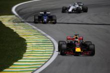 Ricciardo happy with recovery in Brazil after first lap incident