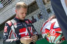 Magnussen missed out on Daytona winning drive