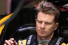 Hulkenberg reveals new F1 helmet design