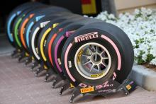 Pirelli confirms tyre picks for first three F1 races of 2018