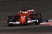 Vettel left in 'no man's land' en route to third in Abu Dhabi