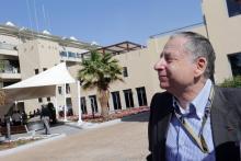 Jean Todt confirms third term as FIA President