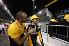 Renault F1 boss Abiteboul hails 'great contributor' Sainz