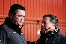 Boullier: Hard to judge where McLaren sits in F1 midfield