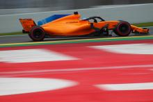 Alonso stops on track as McLaren troubles continue