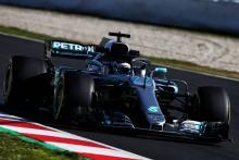Bottas: No point getting upset when Lewis beats me