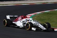Ericsson: Sauber in the lower F1 midfield