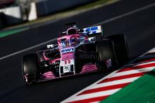 Perez: Force India not leading F1 midfield battle