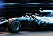 Hamilton: Mercedes 2018 F1 car isn't a diva