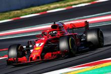 Raikkonen closes out F1 winter testing fastest for Ferrari