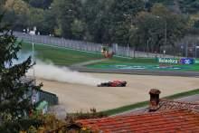 Pirelli reveal cause of Verstappen's race-ending Imola F1 tyre failure