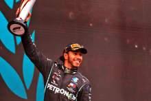 "F1 boss Brawn: Hamilton and Schumacher share ""God given talent"""