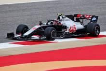 Kevin Magnussen (DEN) Haas VF-20.
