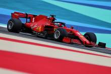 'I hope we don't see them again' - Vettel not impressed with 2021 F1 tyres