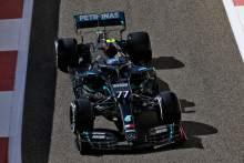 Valtteri Bottas (FIN) Mercedes AMG F1 W11.