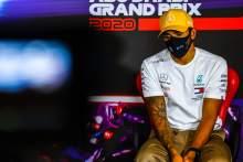 Juara F1 Lewis Hamilton kehilangan 4kg dalam 10 hari karena menderita COVID-19