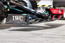 Mercedes AMG F1 W12 front wing.