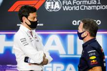 Horner tells Wolff to mind his own business over Red Bull's F1 engine plans