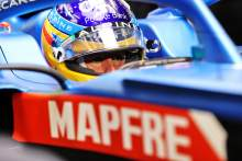 Fernando Alonso (ESP) Alpine F1 Team A521.
