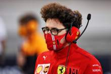 Binotto 'relieved' by Ferrari's progress at start of 2021 F1 season