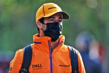 Daniel Ricciardo (AUS) McLaren.