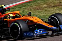 F1 2021 Emilia Romagna Grand Prix - Free Practice Results (2)