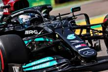 "Bottas ""couldn't trust the rear"" of his Mercedes F1 car in Imola qualifying"