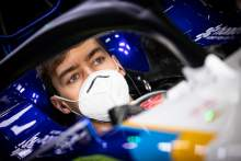 George Russell (GBR) Williams Racing FW43B.