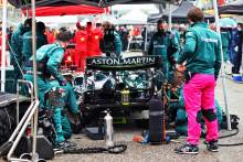 Aston Martin at a loss to explain brake issues on both F1 cars at Imola